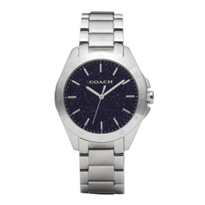 Tristen Color Dial Watch in Blue Sandstone