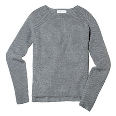 Chunky Raglan Sweater