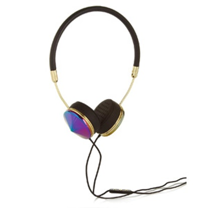 Layla Leather Headphones