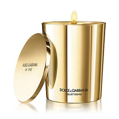 Velvet Wood Fragrance Candle