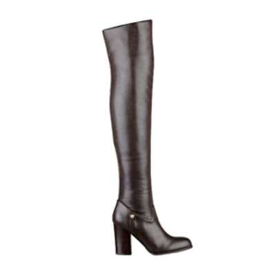 Dandra Foldable Over-the-Knee Boots