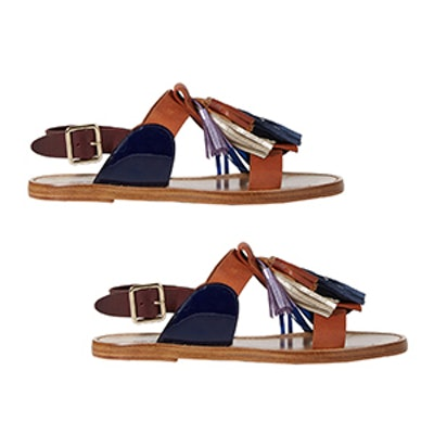 Étoile Tassel Sandals