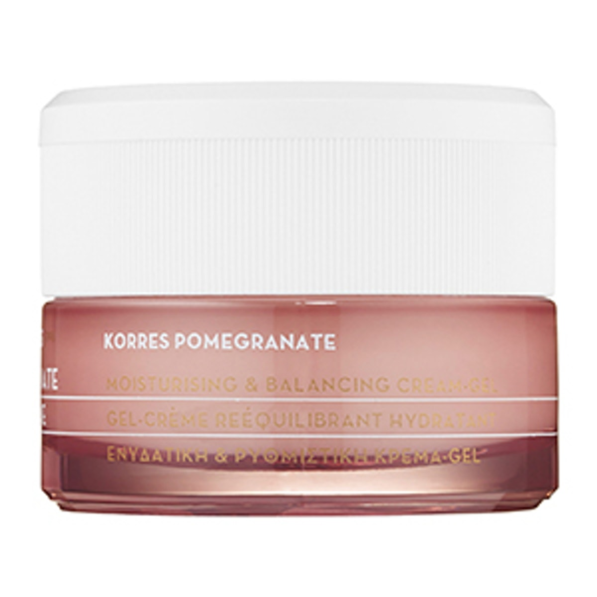 Pomegranate Balancing Cream-Gel Moisturizer