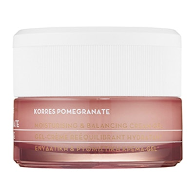 Pomegranate Balancing Cream-Gel Moisturizer