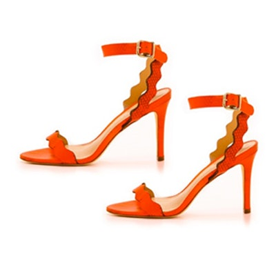 Amelia ankle strap sandal