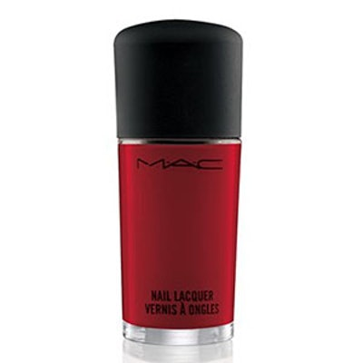 Studio Nail Lacquer in Flaming Rose