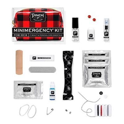 'Checkmate' Minimergency Kit