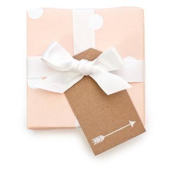 Arrow Gift Tag