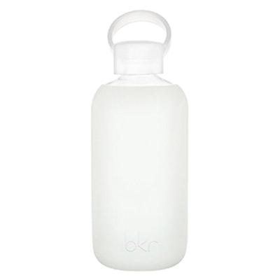 Glass Water Bottle In Milk
