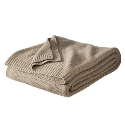 Sweater Knit Blanket