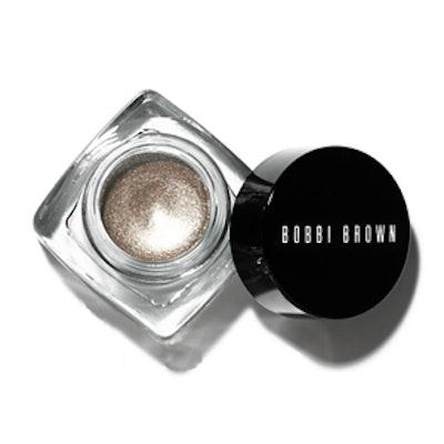 Metallic Long-Wear Cream Eyeshadow in Gold Stone
