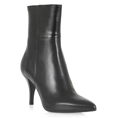 Lucy Stiletto-Heel Booties