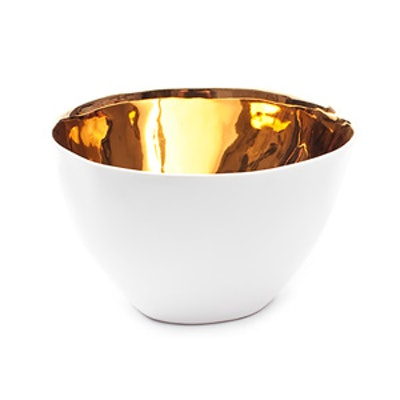Famished Gold Bowl