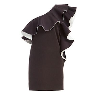 Firelight Cold Shoulder Dress