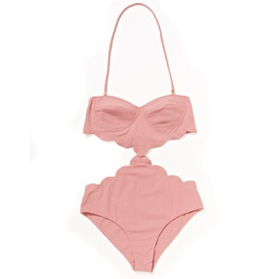 Lafayette Cut-Out Maillot