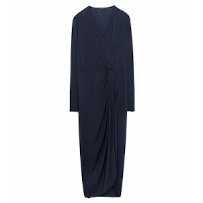 Knotted Long Dress