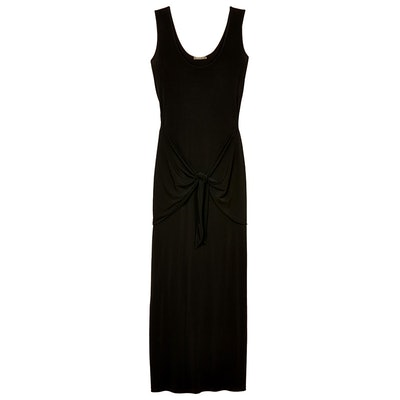 Heavy Jersey Maxi Dress