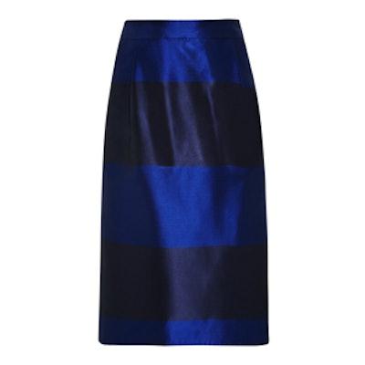 Aida Striped Skirt