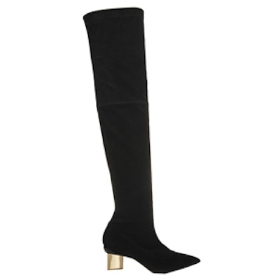 Over-The-Knee Stretch Boots