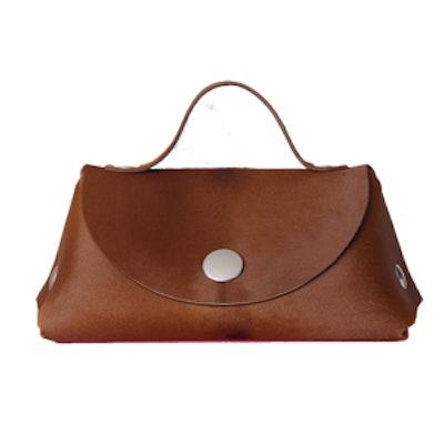 Orb Handbag in Pony Calfskin