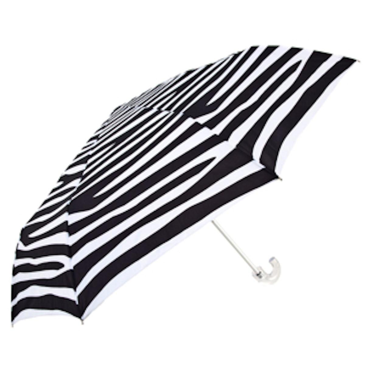 Umbrella in Zebra