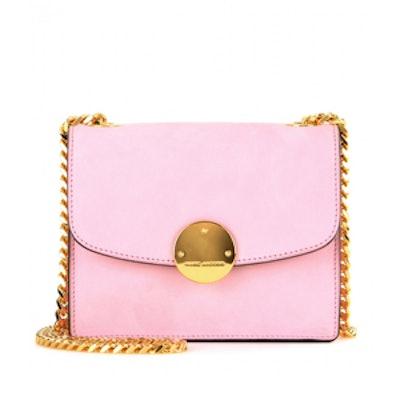 Mini Suede Shoulder Bag