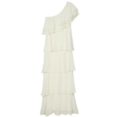 Ruffle Maxi Gown
