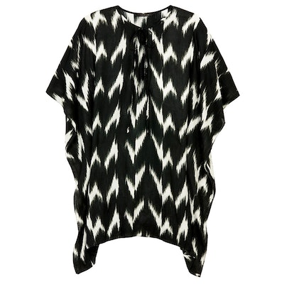 Ombre Ikat Tunic
