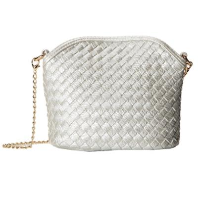 Tilly Mini Bag In Silver