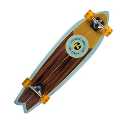 Doheny Fishtail Longboard