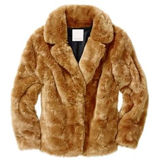 Sunday Best Mortimer Faux Fur Coat