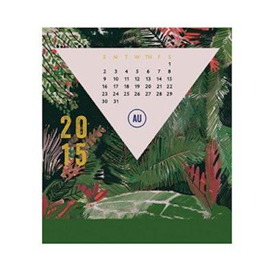 2015 Ferme Calendar