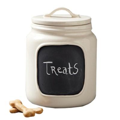 Chalkboard Treat Jar