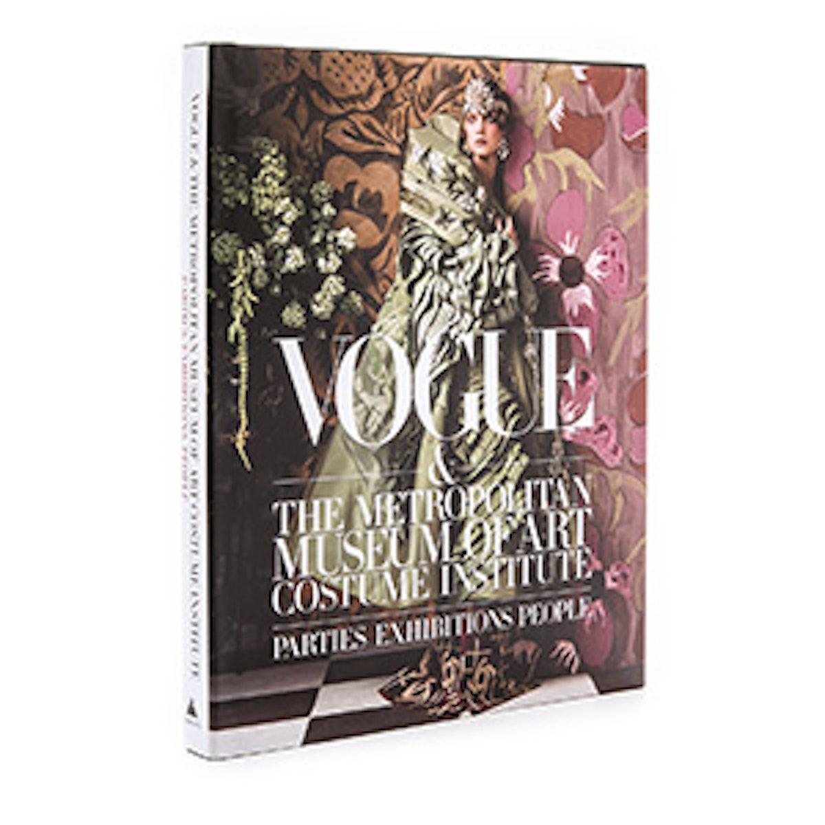 Vogue & The Met Museum of Art's Costume Institute