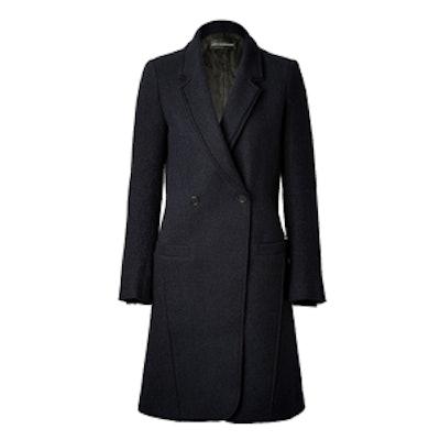 Wool Blend Manon Coat