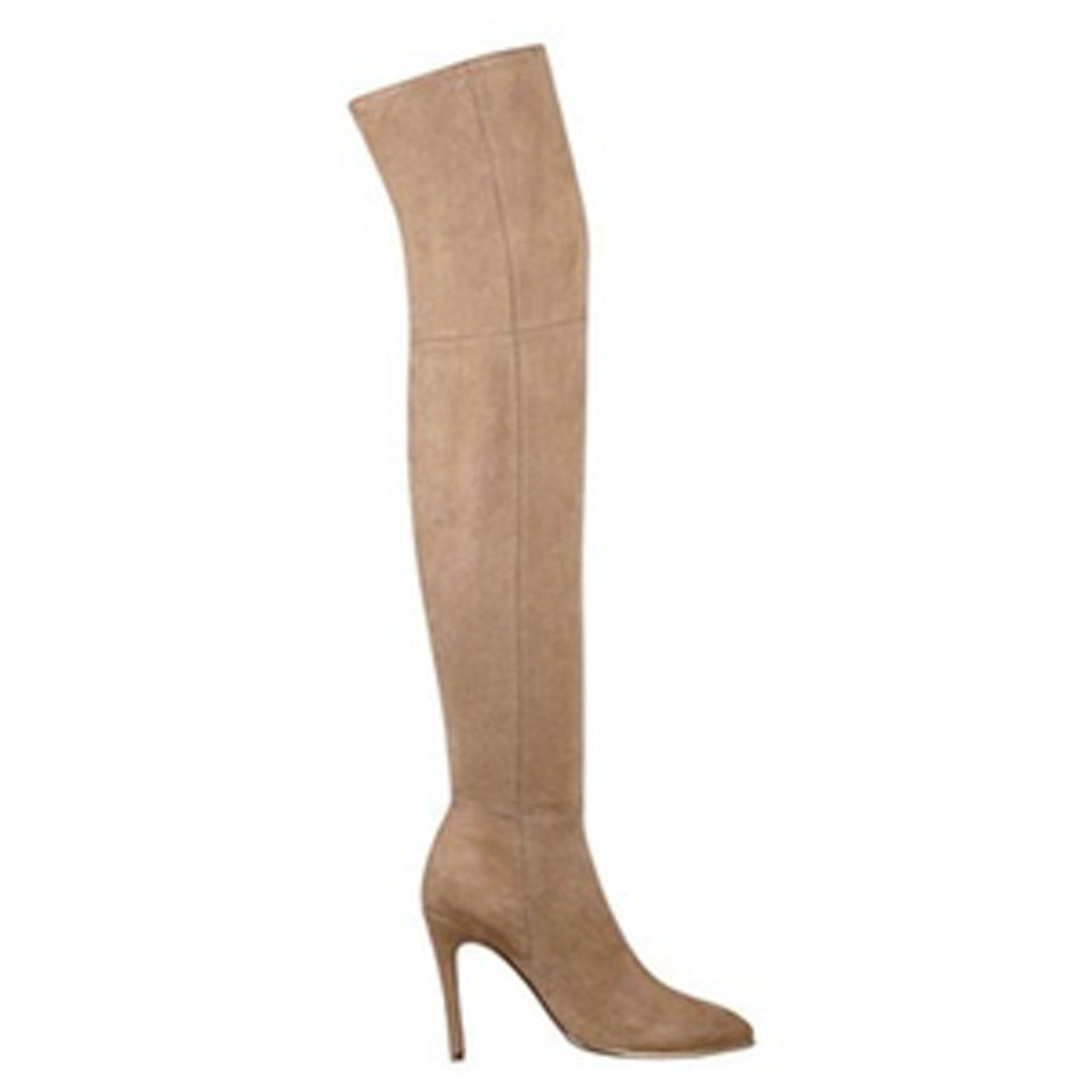 Zonian Faux Suede Boots