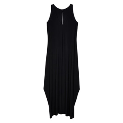 Arlene Draped Maxi Dress