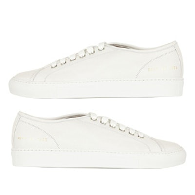 Tournament Leather Sneakers