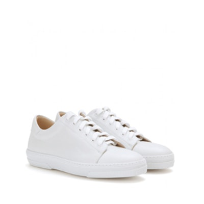 Steffi Leather Sneakers