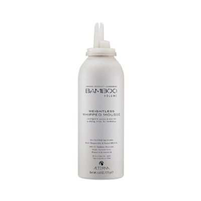 Volume Weightless Whipped Mousse