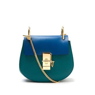 Drew Bicolor Saddle Bag
