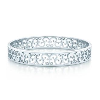 Tiffany Enchant® Bangle in sterling silver