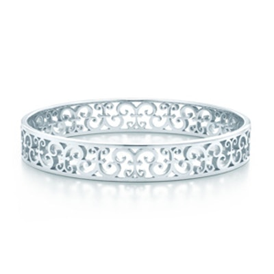 Tiffany Enchant® Bangle in sterling silver