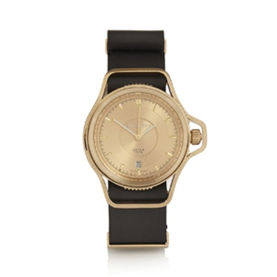 Seventeen Watch in Gold PVD-Plated