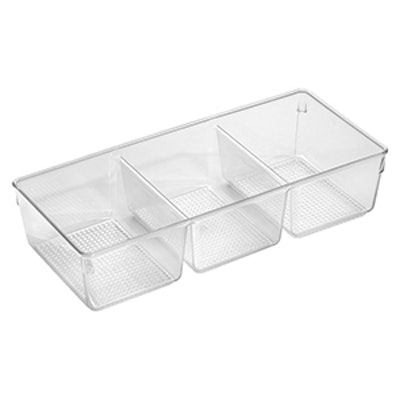 3 Section Tray