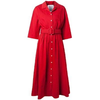 Jane Belted Dress
