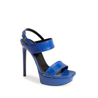 Bianca Leather Platform Sandal