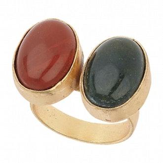 Semi-Precious Ring