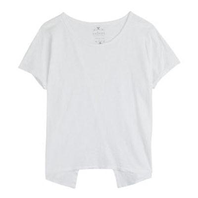 Boxy Cotton T-Shirt