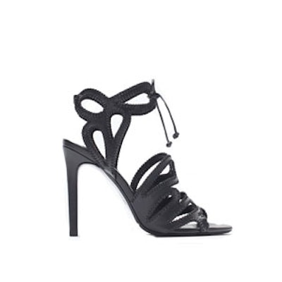 High Heeled Wraparound Sandals